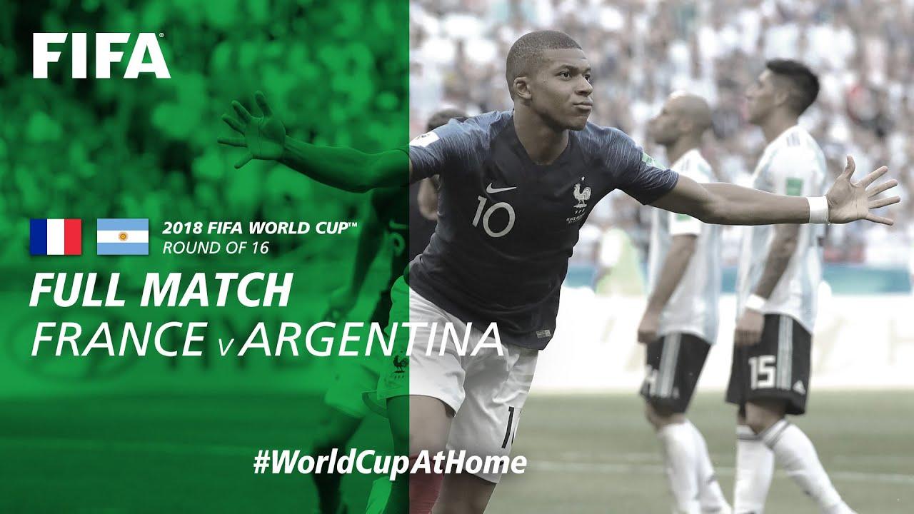 France – Argentine (2018)