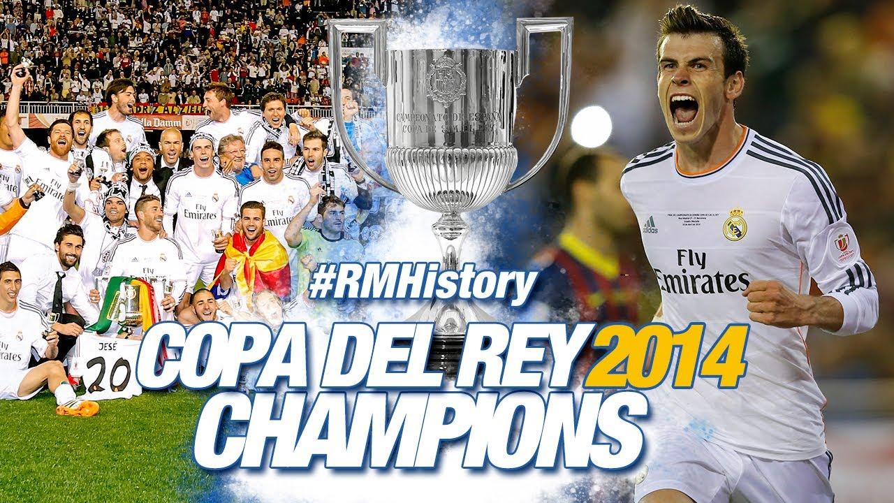 Fc Barcelone – Réal Madrid (2014)