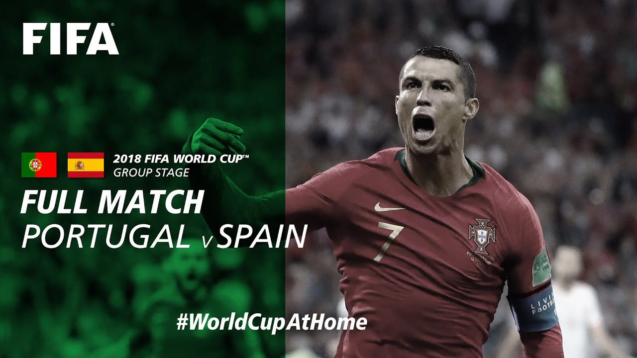 Portugal – Espagne (2018)