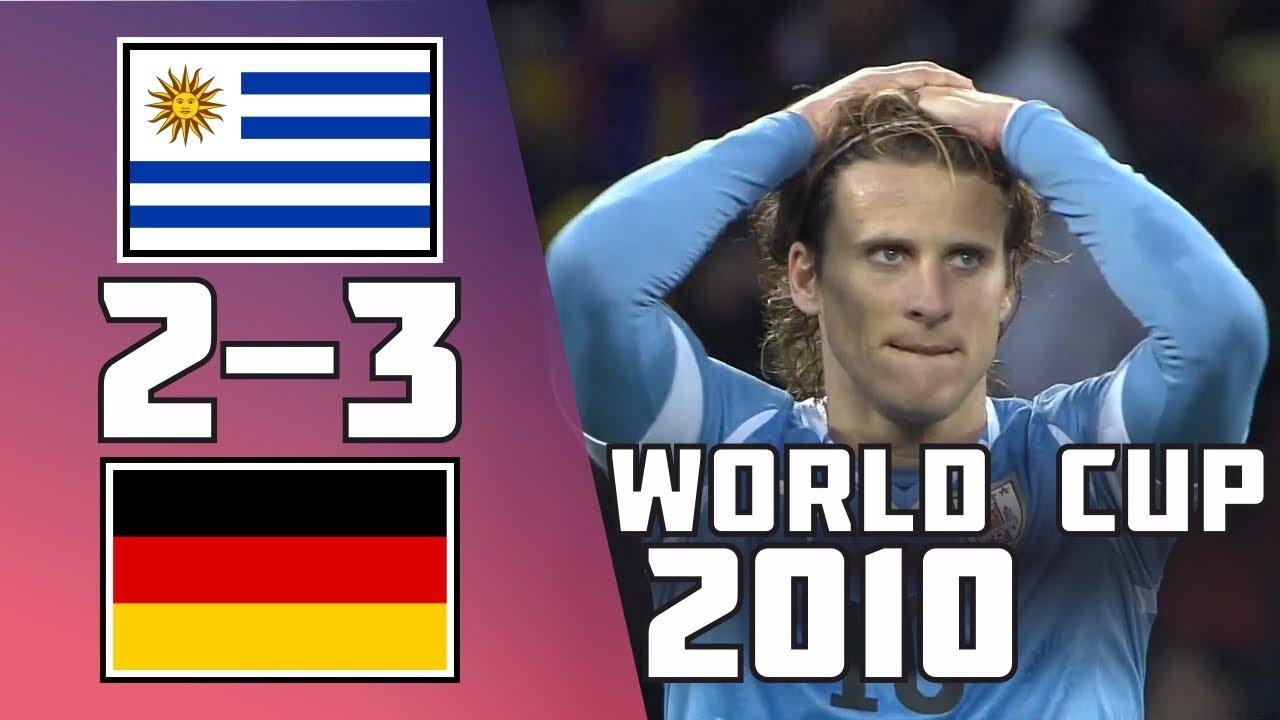 Uruguay 2 – 3 Allemagne