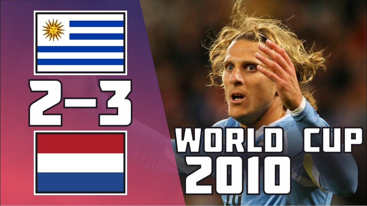 Uruguay 2 – 3 Pays Bas