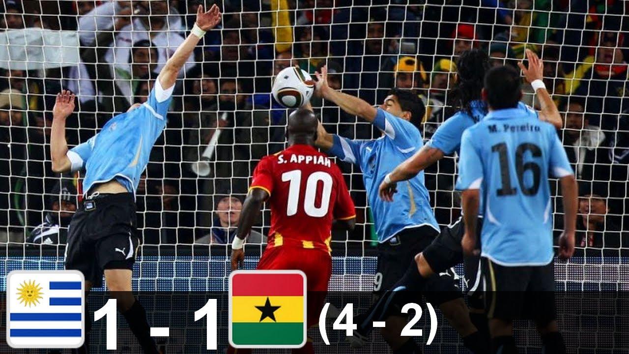 Uruguay 1 – 1 Ghana