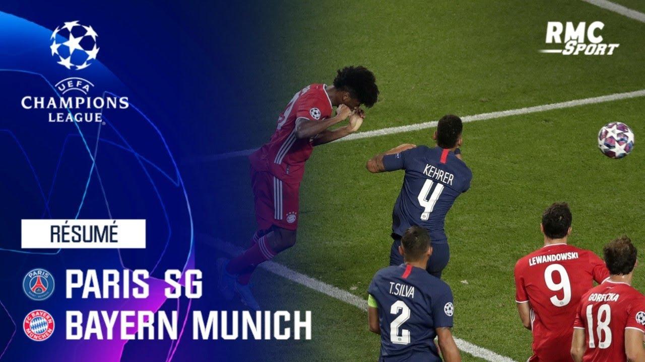 PSG 0 – 1 Bayern Munich