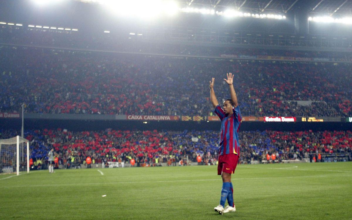 Réal Madrid – Fc Barcelone (2005)