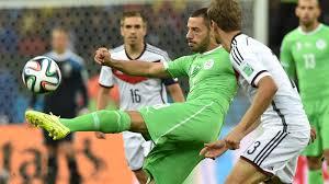 Allemagne – Algérie 2014