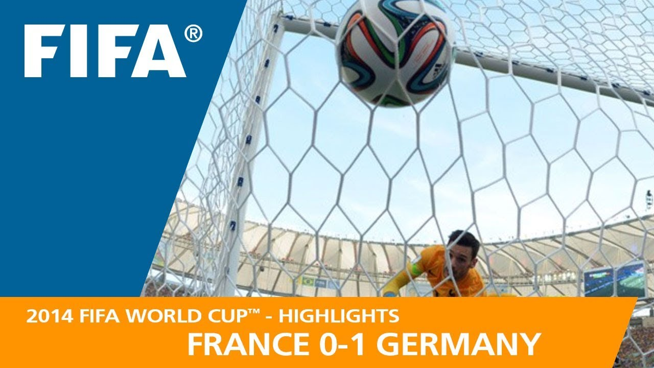 France 0 – 1 Allemagne