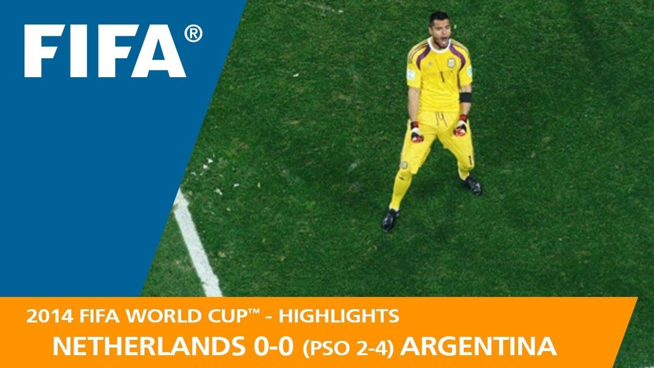Argentine 0 – 0 Pays Bas