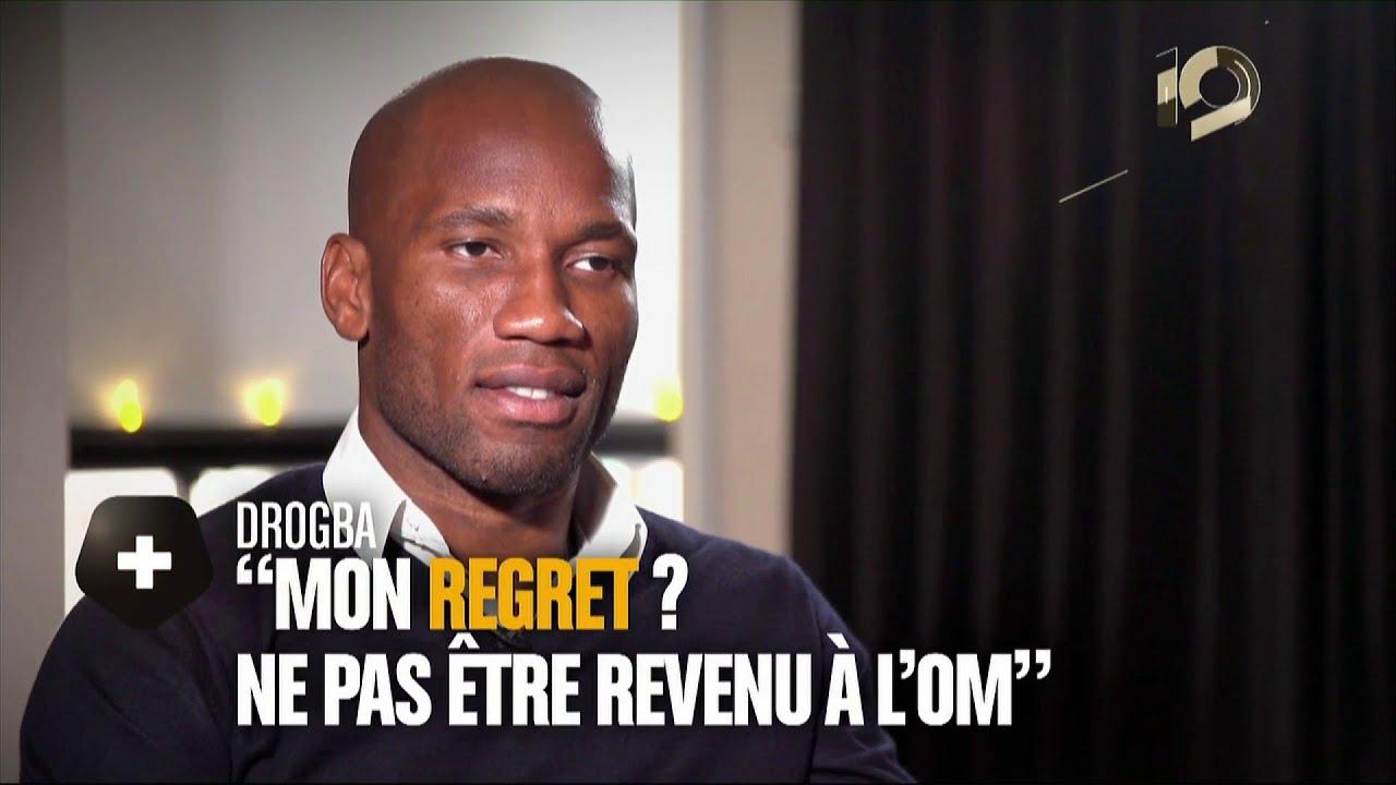 Interview de Didier Drogba