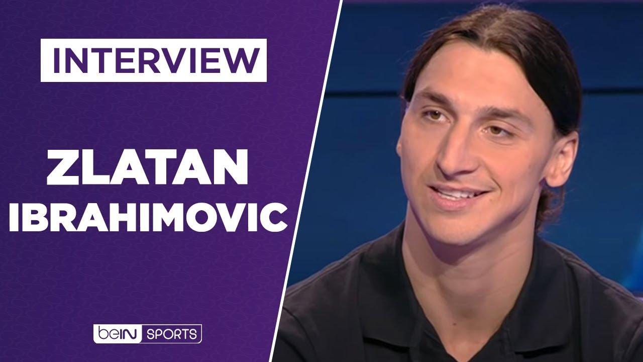 INTERVIEW – Zlatan Ibrahimovic : «Je n'ai pas voulu faire mal à Lovren»