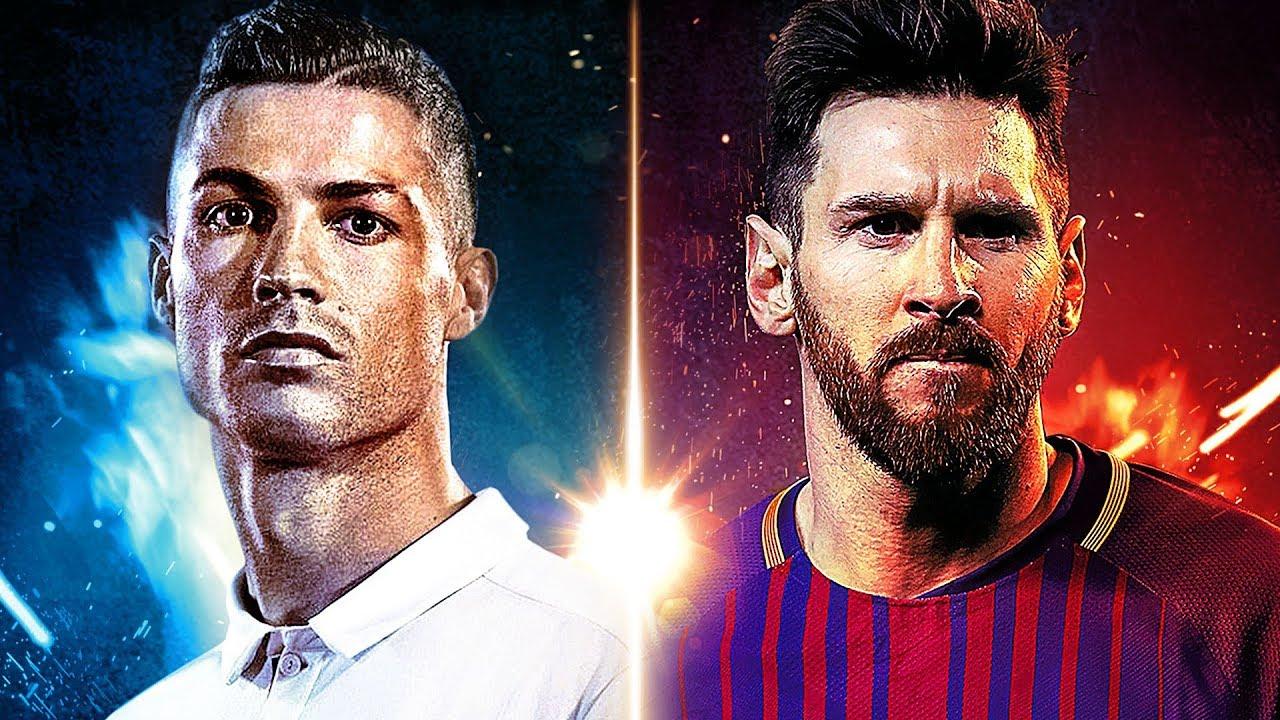 Ronaldo VS Messi : Duel de Légendes