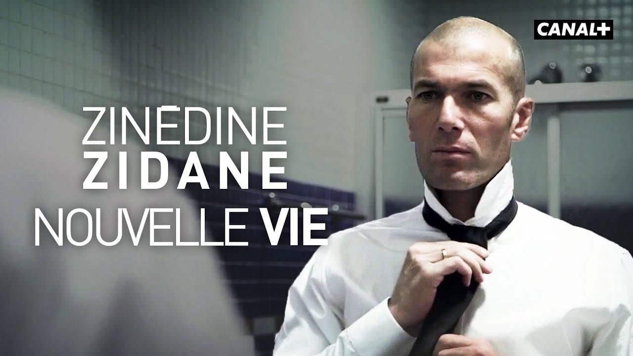 Zinédine Zidane – Nouvelle Vie