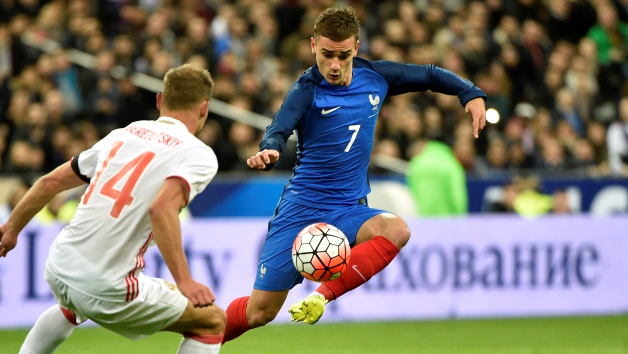 France – Russie (2016)