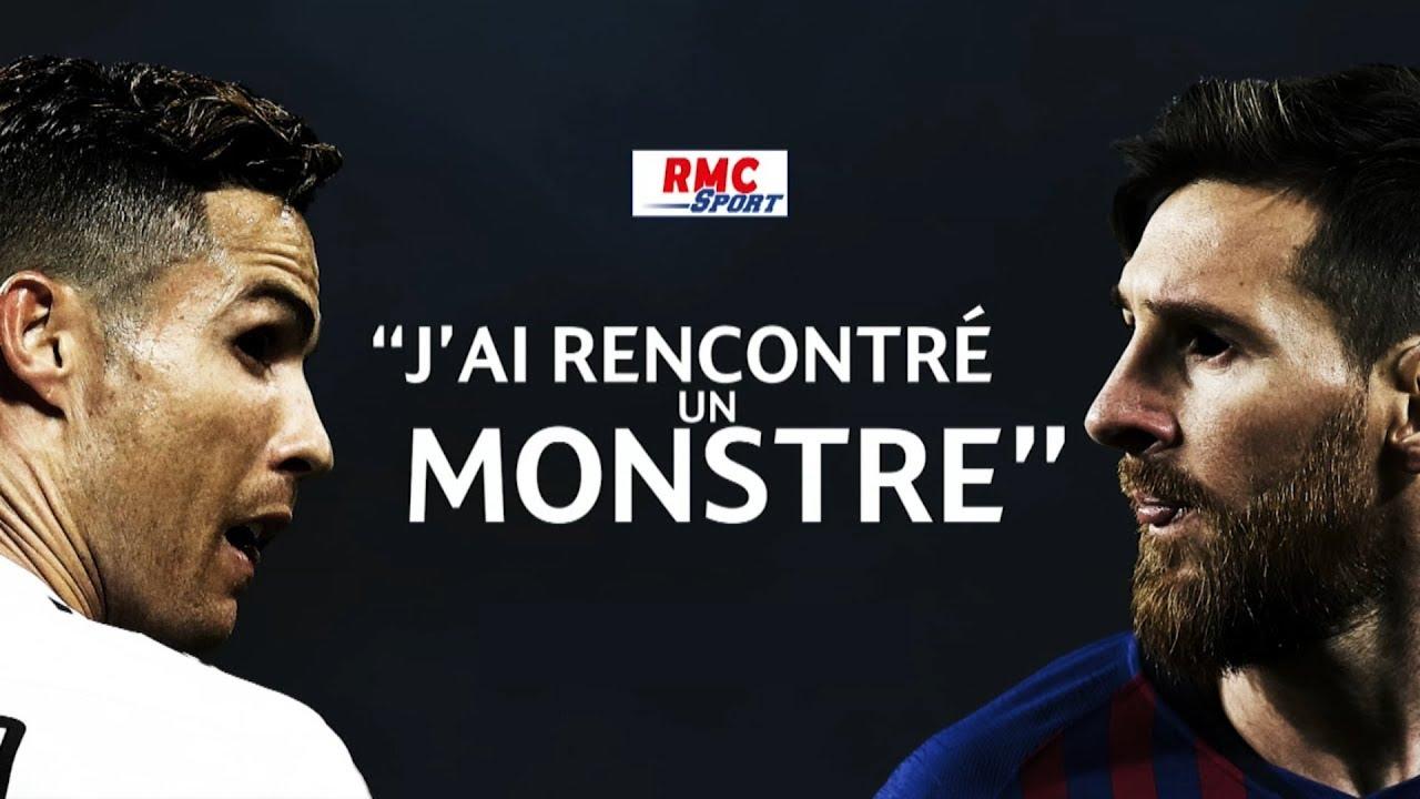 50 joueurs racontent Ronaldo et Messi